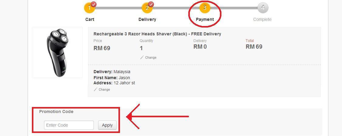 Ensogo Malaysia Promo code